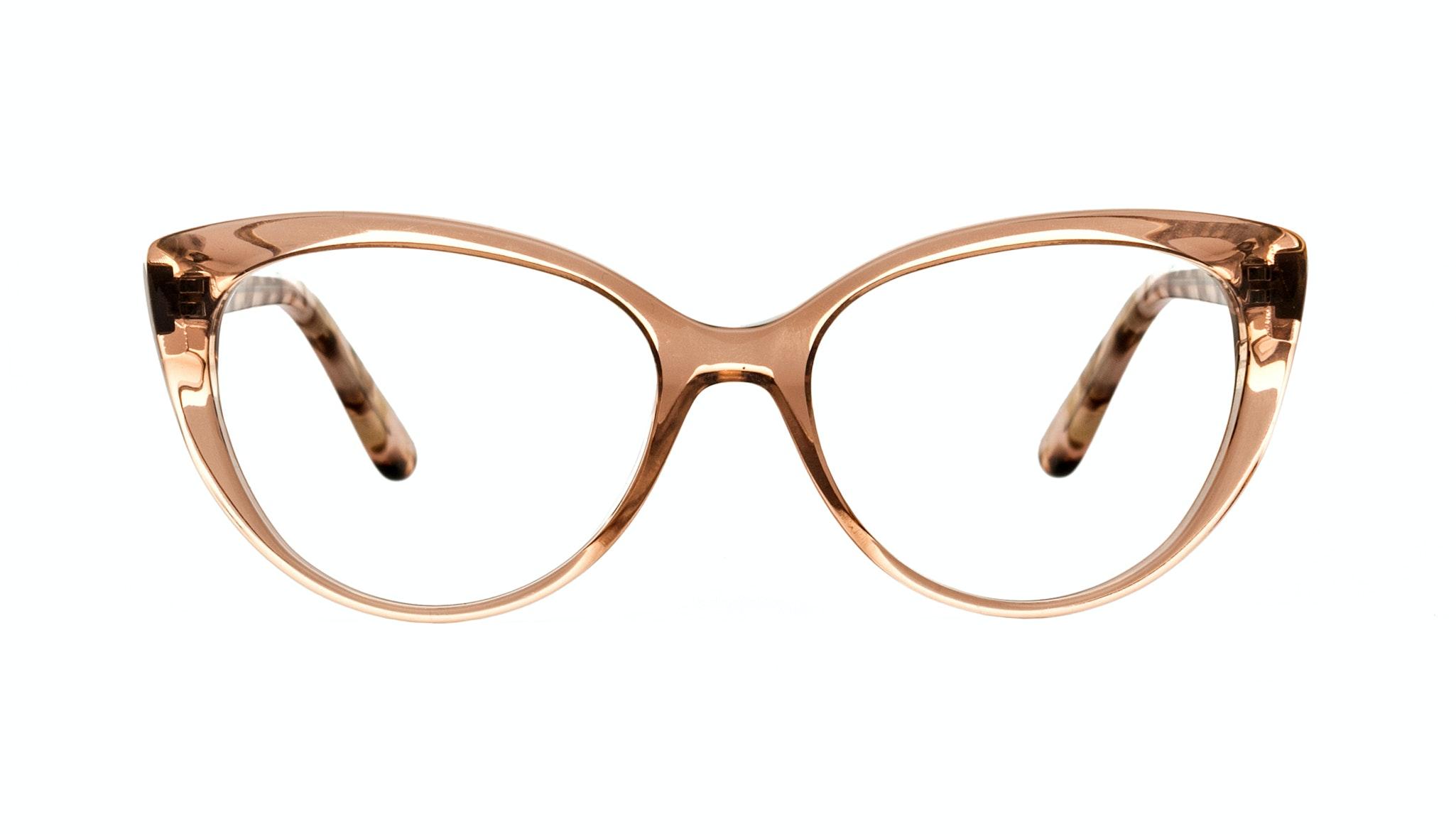 Affordable Fashion Glasses Cat Eye Eyeglasses Women Bliss Rose Tortoise Front