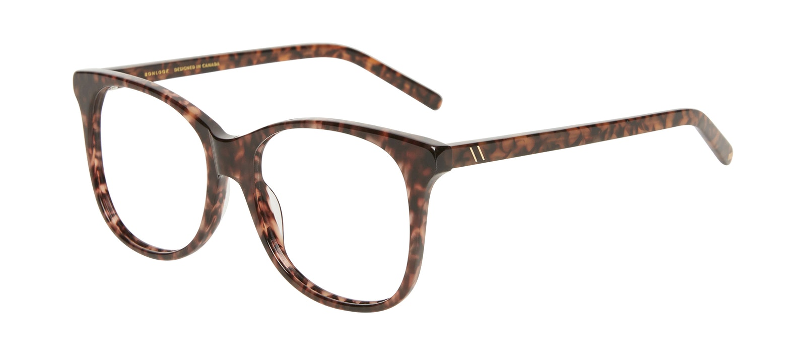 Affordable Fashion Glasses Square Eyeglasses Women Bloom Leopard Tilt