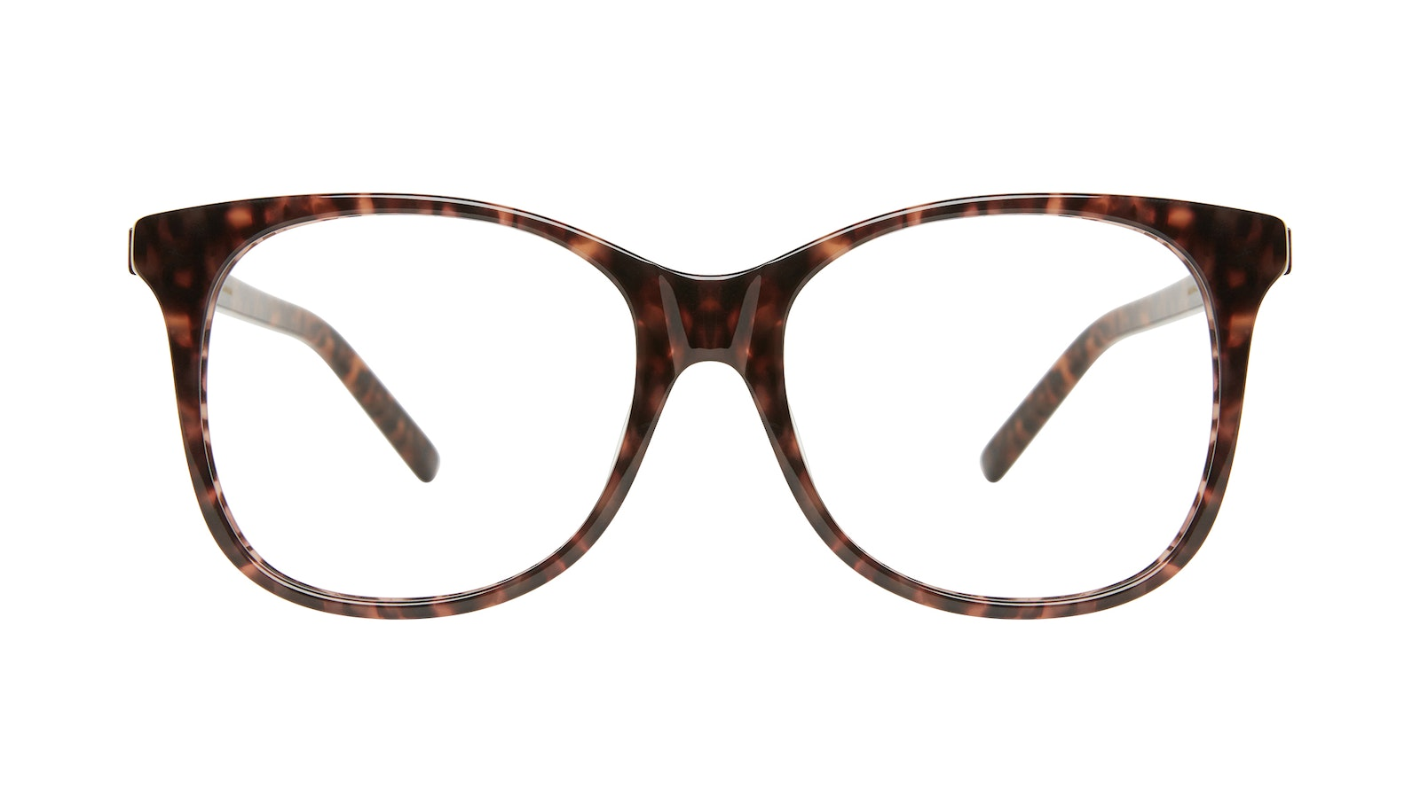 Affordable Fashion Glasses Square Eyeglasses Women Bloom Leopard