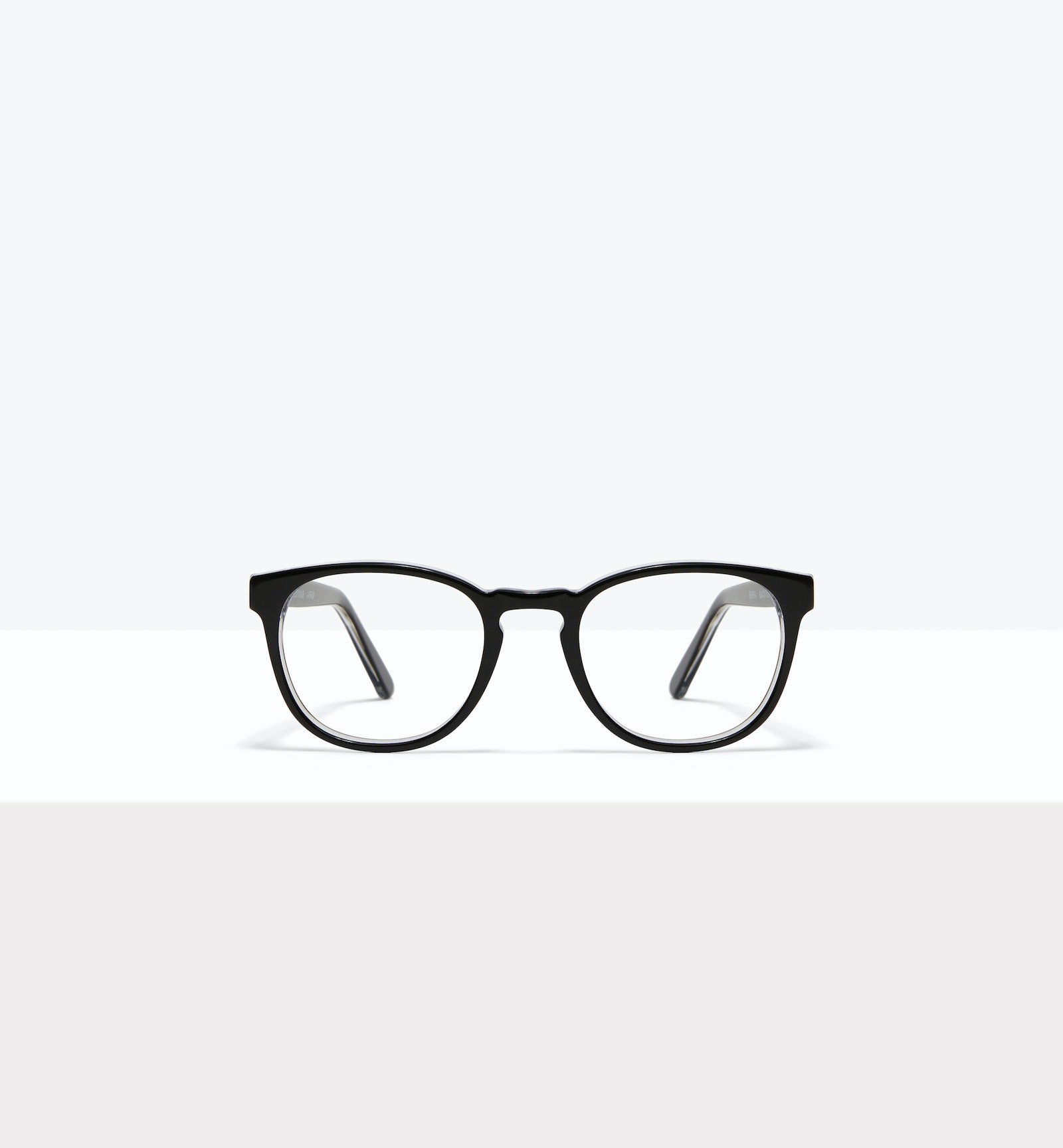 Affordable Fashion Glasses Round Eyeglasses Men Boreal Black Ice