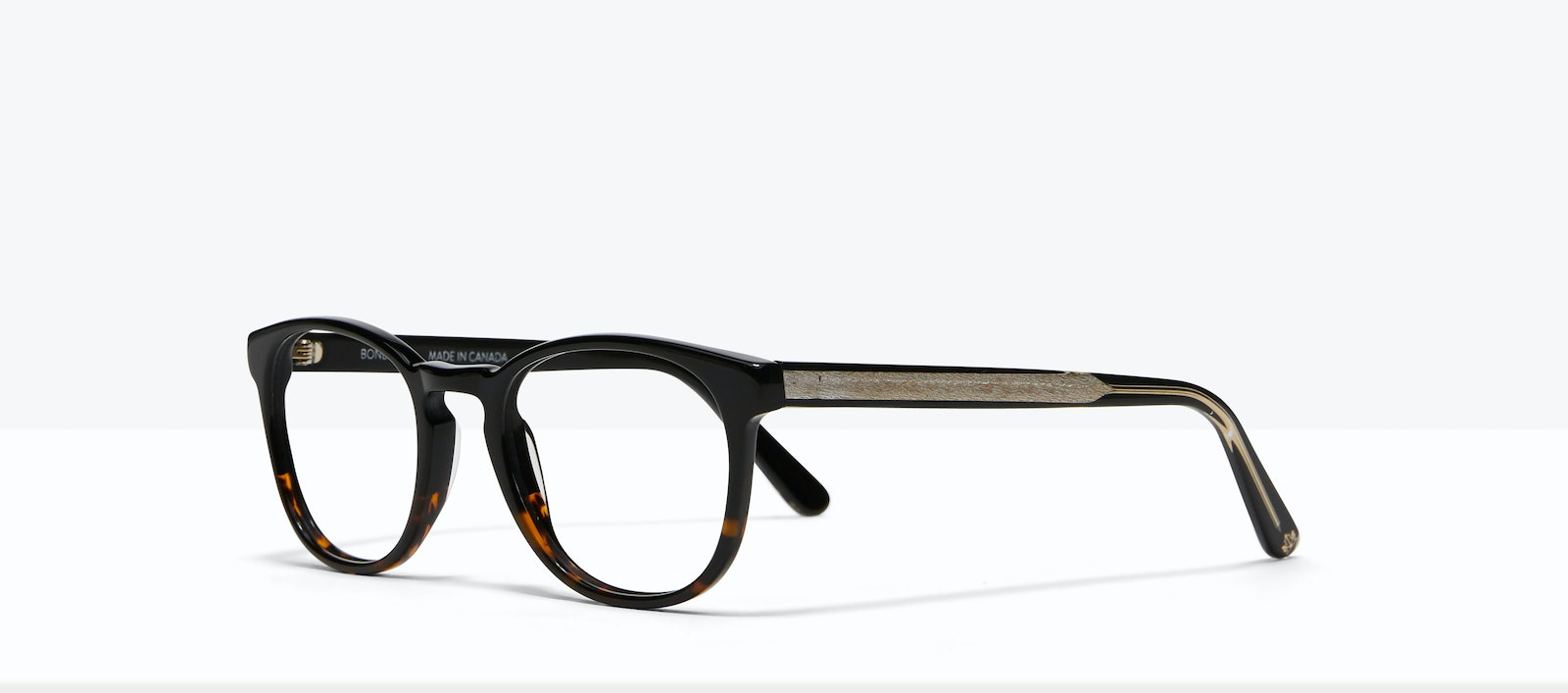 Affordable Fashion Glasses Round Eyeglasses Men Boreal Tundra Tilt