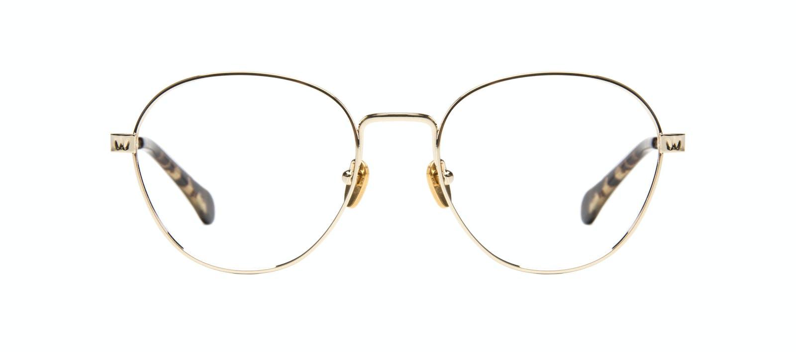 lunettes de vue pour femmes brace or bonlook. Black Bedroom Furniture Sets. Home Design Ideas