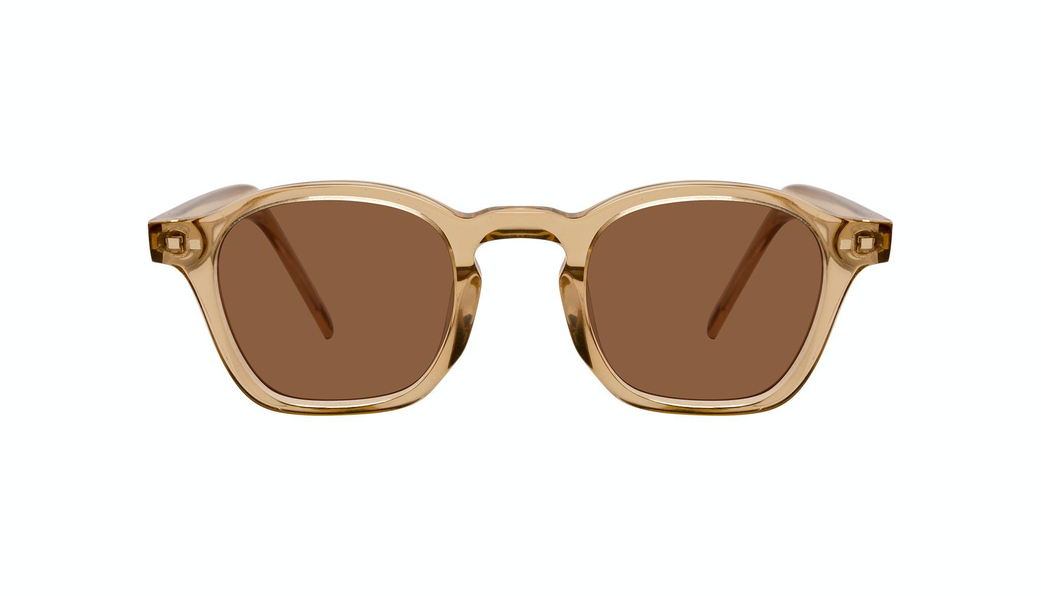 Affordable Fashion Glasses Square Sunglasses Men Brisk Golden
