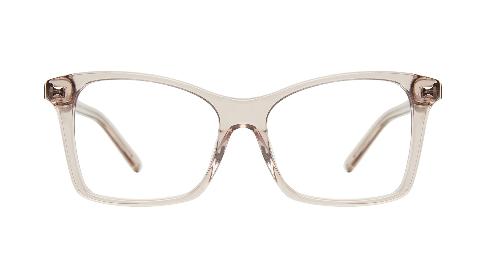 Affordable Fashion Glasses Square Eyeglasses Women Cadence Sand
