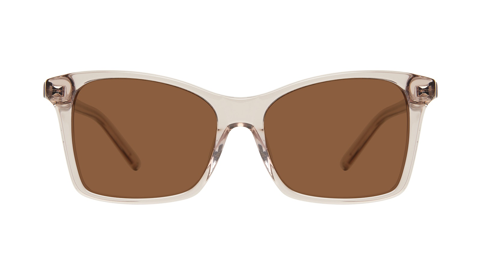 Affordable Fashion Glasses Square Sunglasses Women Cadence Sand