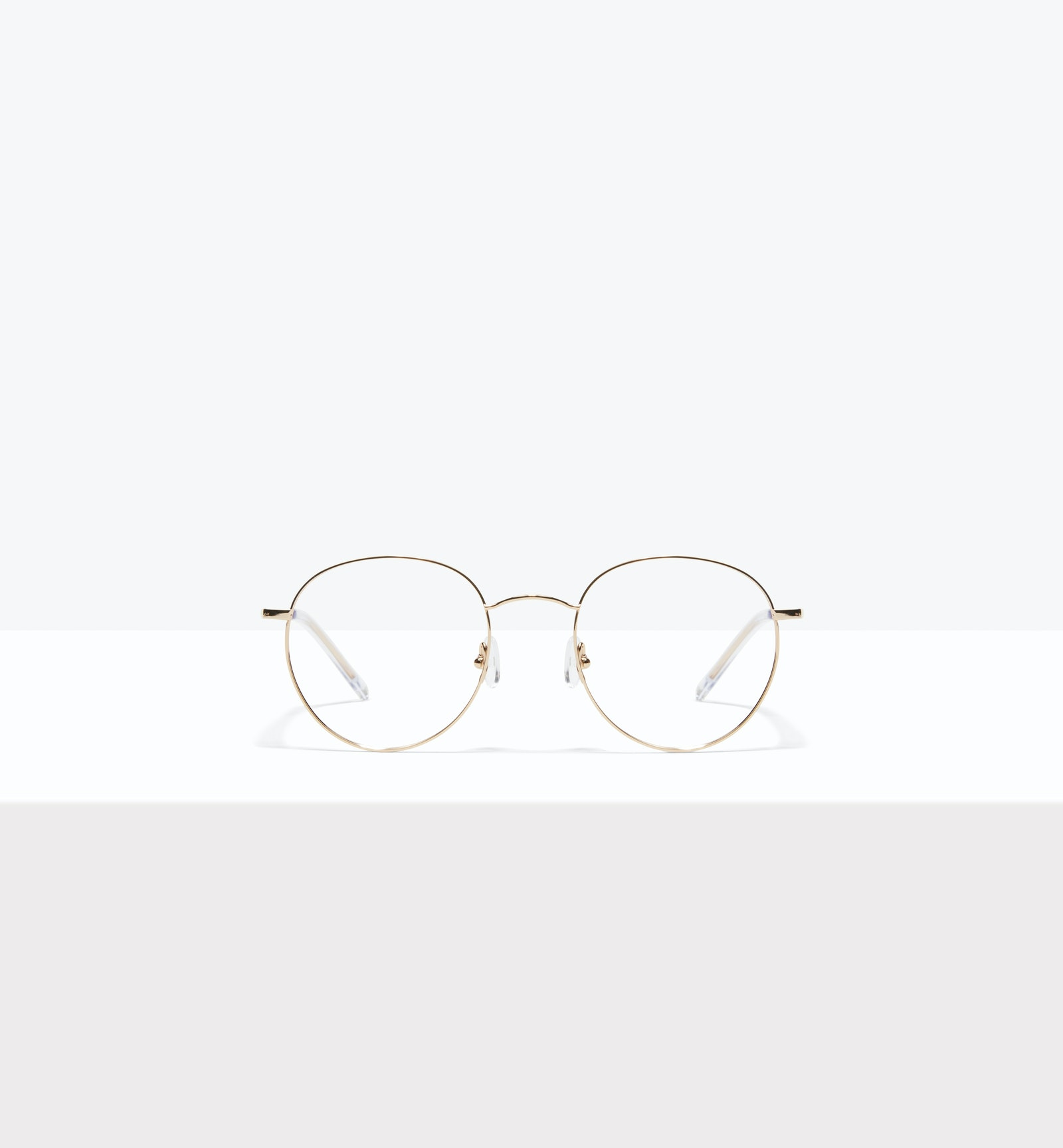 Affordable Fashion Glasses Round Eyeglasses Women Calibre Gold