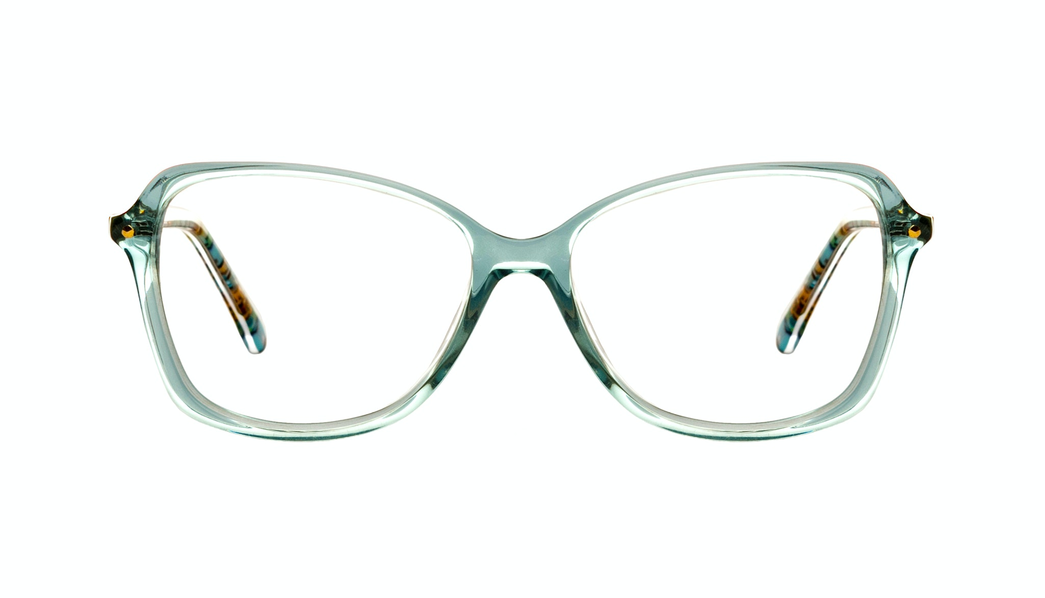 Affordable Fashion Glasses Rectangle Eyeglasses Women Captivate Ocean Front
