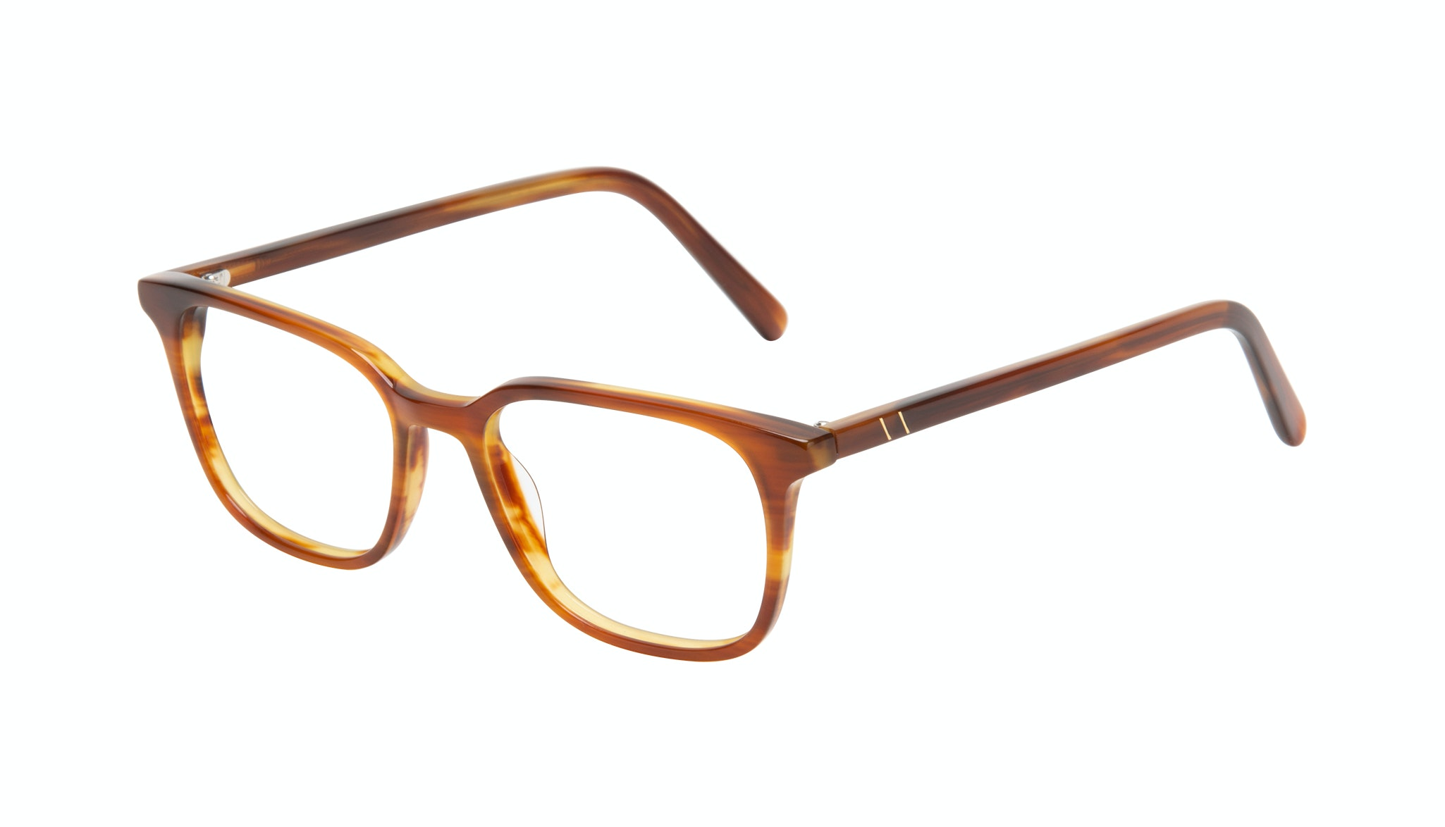 Affordable Fashion Glasses Square Eyeglasses Men Choice Havana Tilt