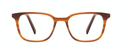 Affordable Fashion Glasses Square Eyeglasses Men Choice Havana Front