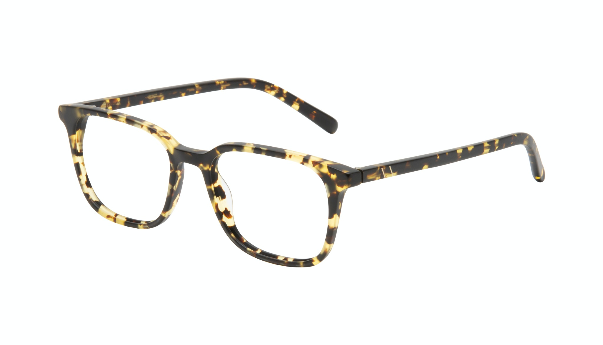 Affordable Fashion Glasses Square Eyeglasses Men Choice Tortoise Matte Tilt