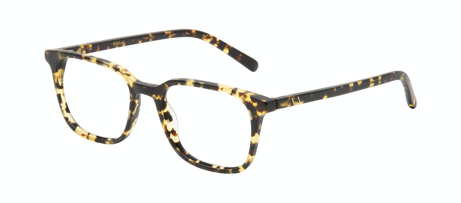 Affordable Fashion Glasses Square Eyeglasses Men Choice Tortoise Matte Tilt