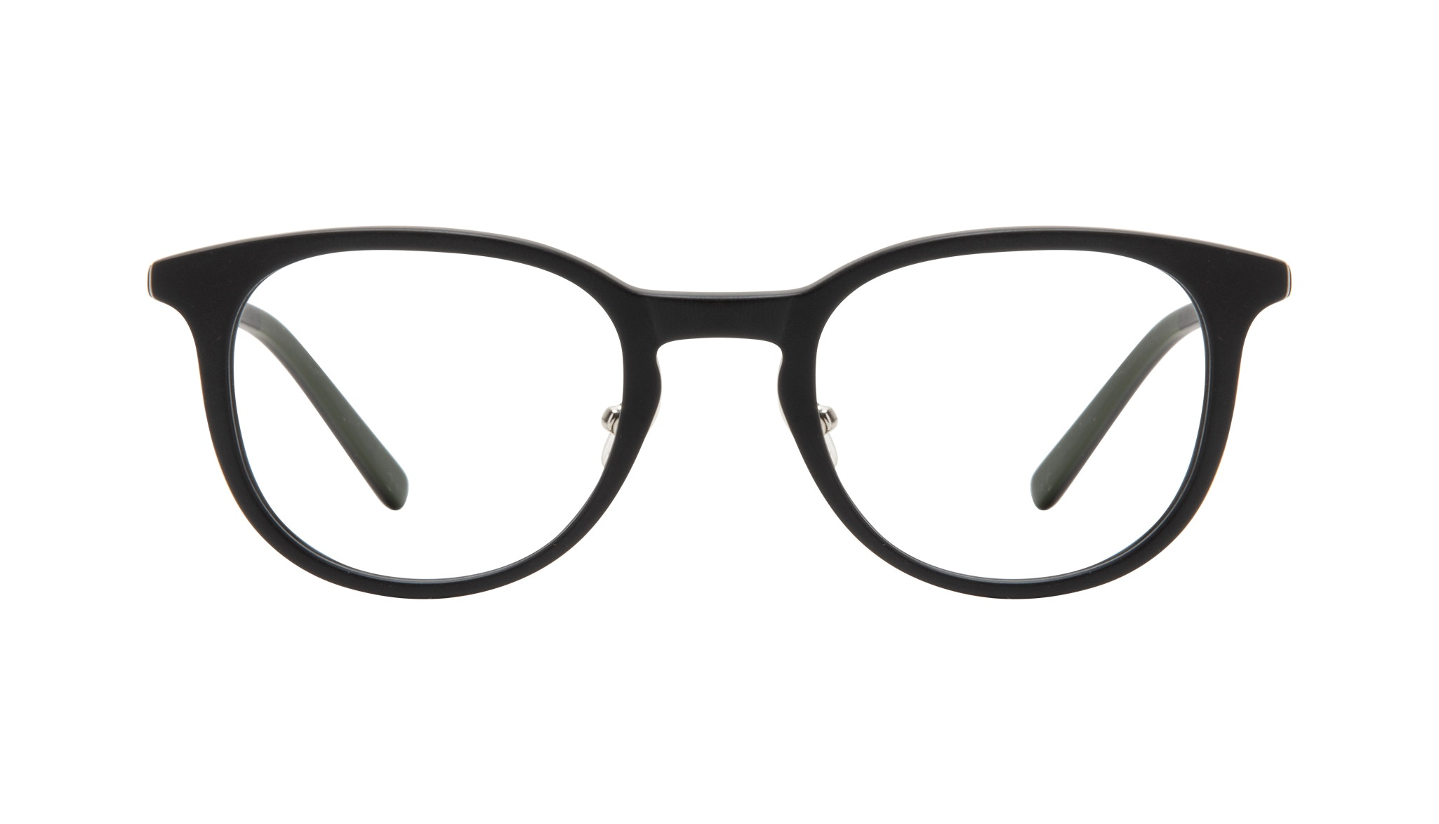 Affordable Fashion Glasses Round Eyeglasses Men Coast Onyx Matte