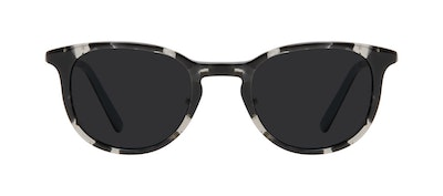 Affordable Fashion Glasses Round Sunglasses Men Coast Stone Front