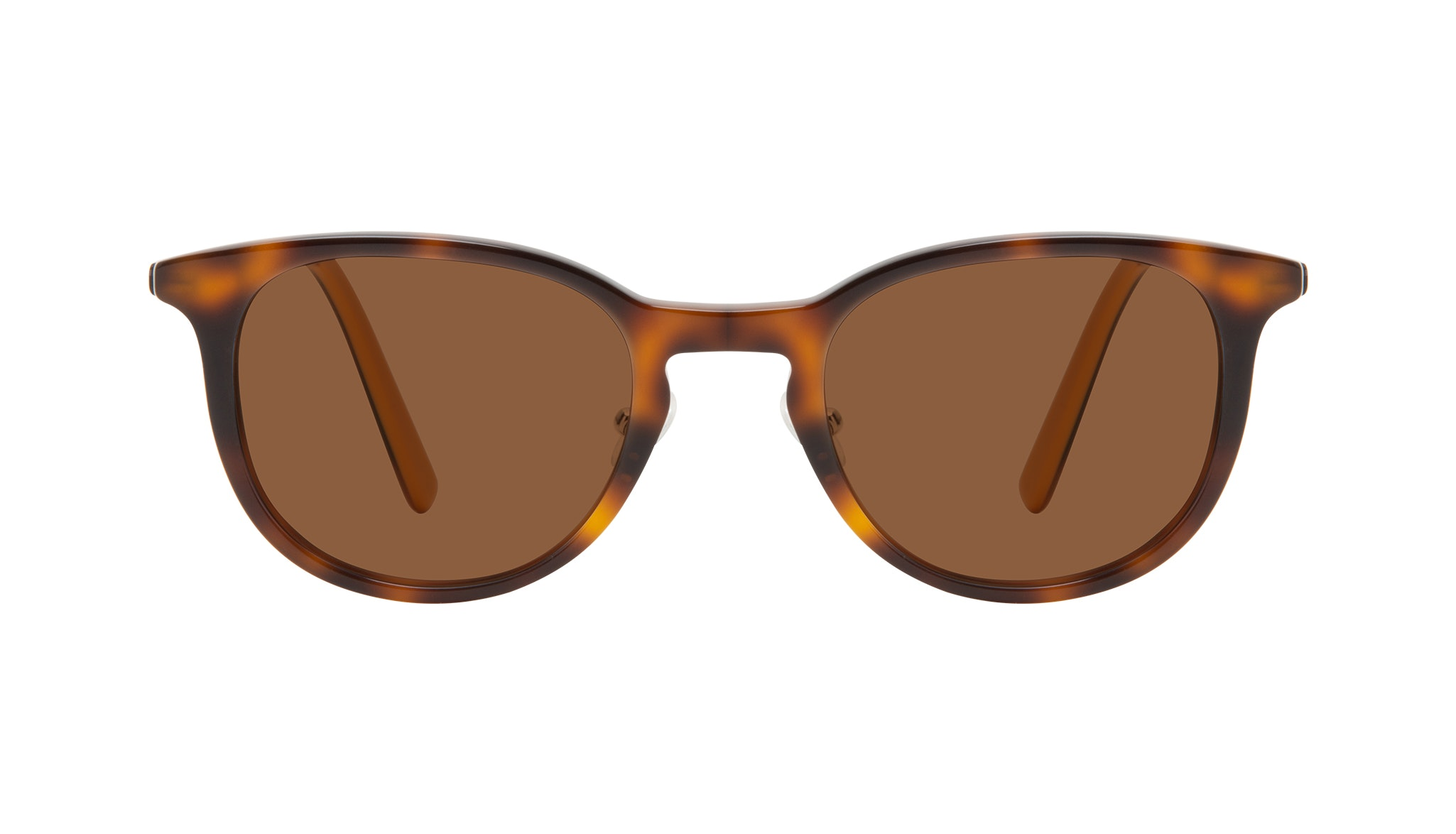 Affordable Fashion Glasses Round Sunglasses Men Coast Tortoise
