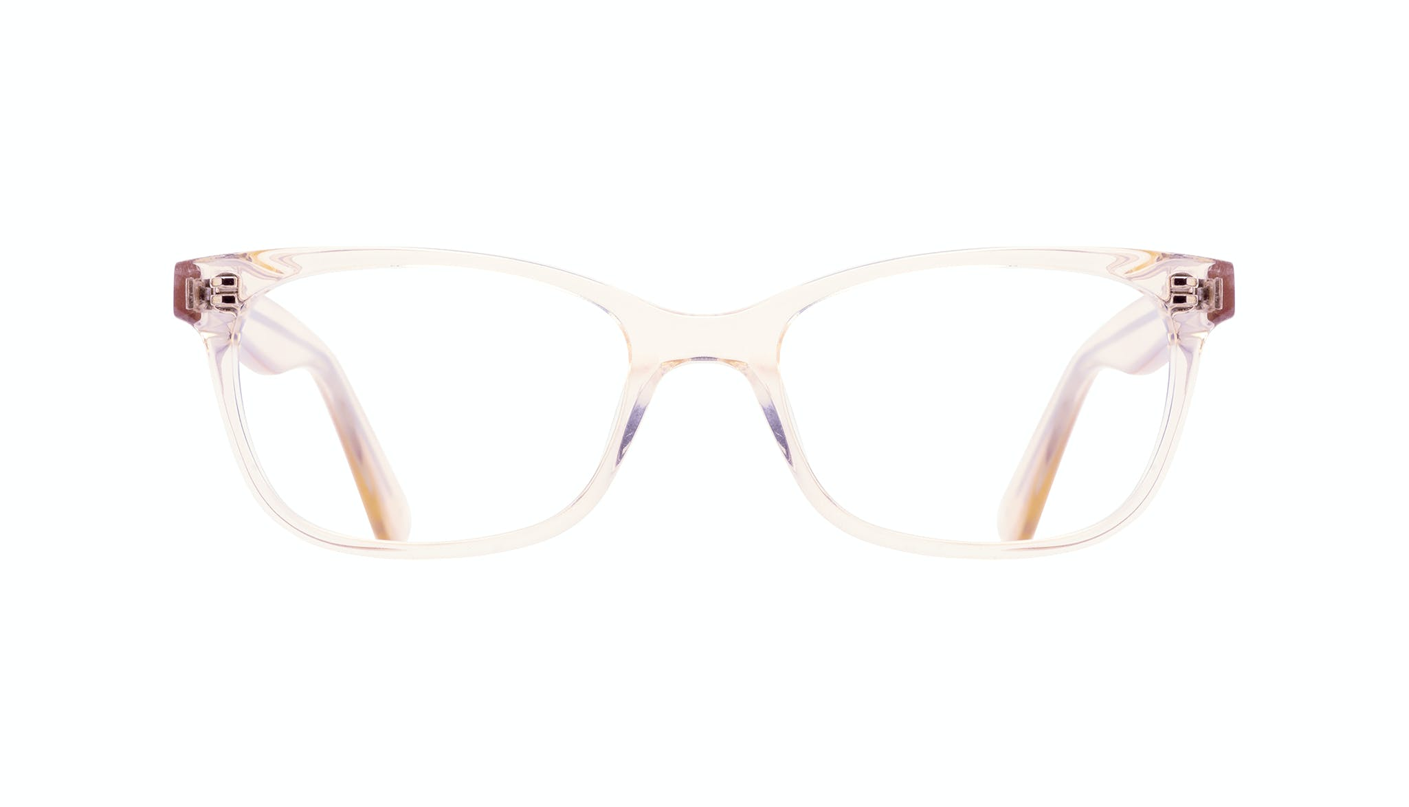 Affordable Fashion Glasses Cat Eye Rectangle Square Eyeglasses Women Comet Blond