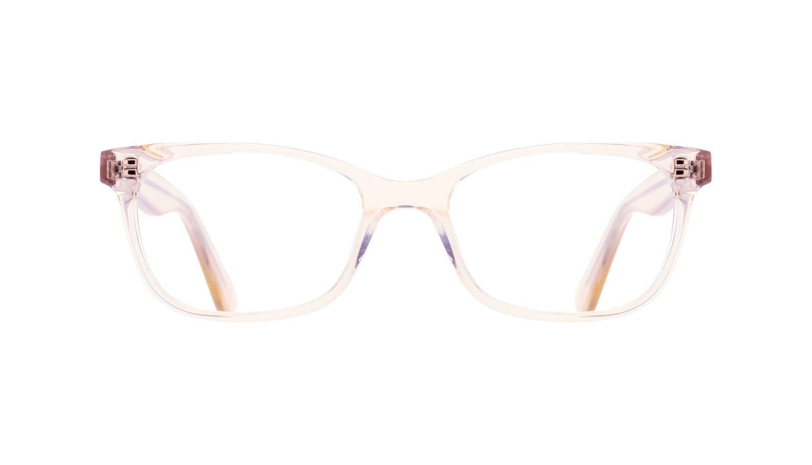 92e3e65371f0 Affordable Fashion Glasses Cat Eye Rectangle Square Eyeglasses Women Comet  Blond