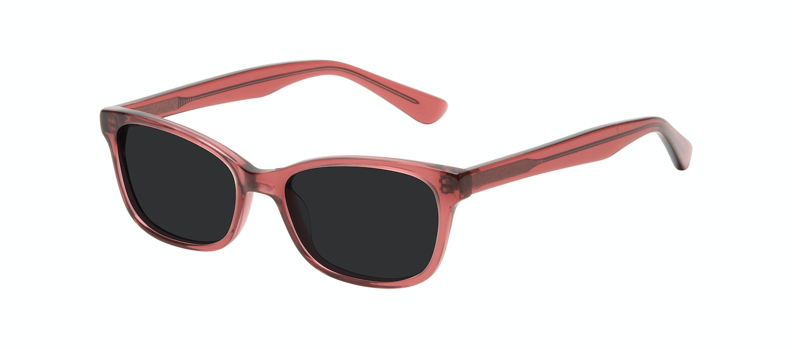 Affordable Fashion Glasses Cat Eye Rectangle Square Sunglasses Women Comet Cherry Tilt