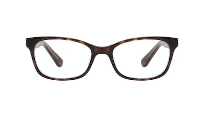 Affordable Fashion Glasses Cat Eye Rectangle Square Eyeglasses Women Comet Hazel Stardust Front