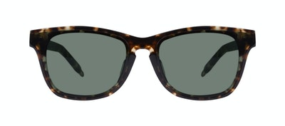 Affordable Fashion Glasses Square Sunglasses Men Commander Tortoise Front