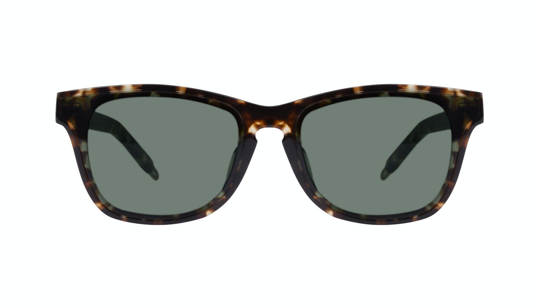 Affordable Fashion Glasses Square Sunglasses Men Commander Tortoise Front