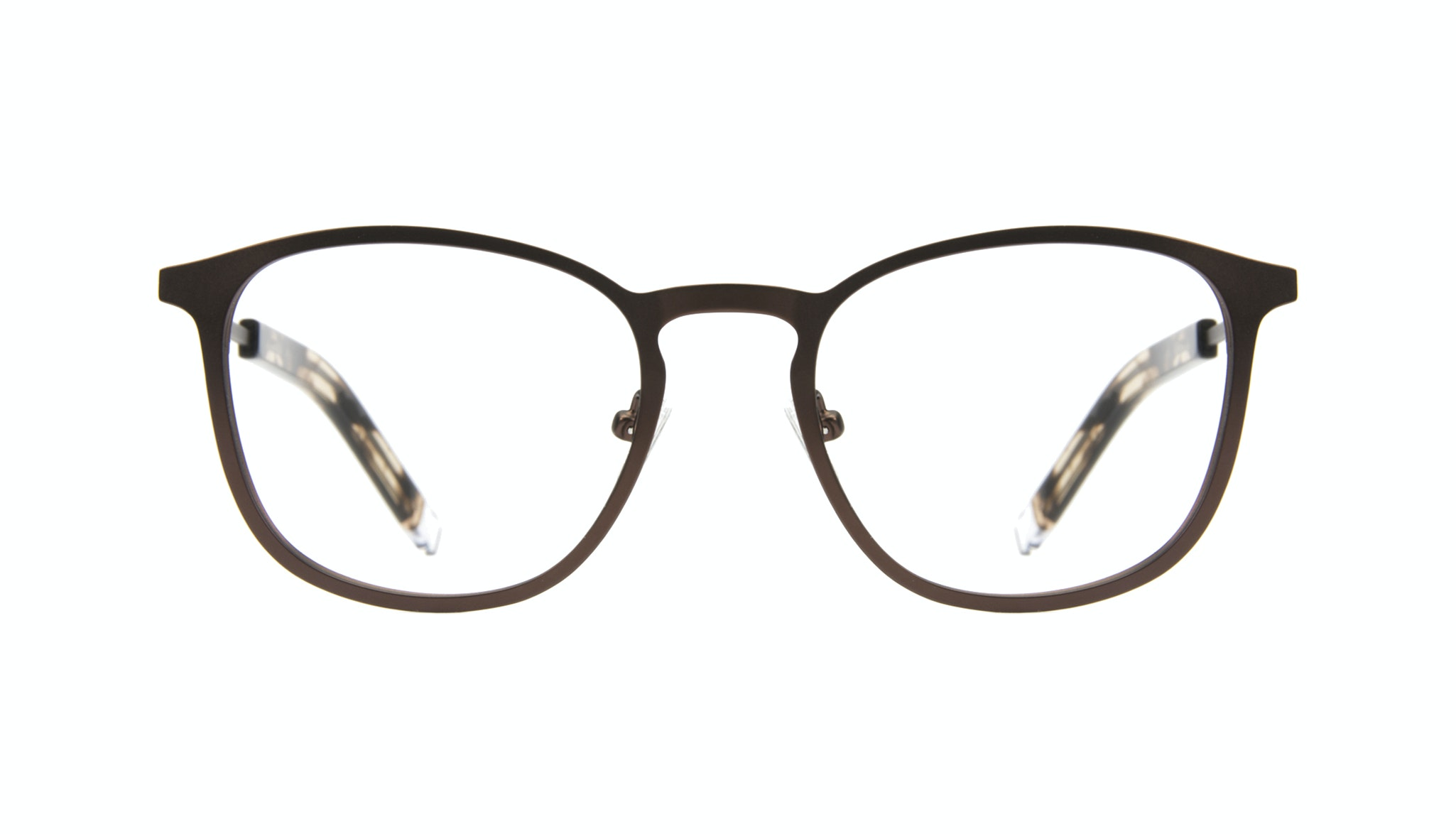 Affordable Fashion Glasses Rectangle Square Eyeglasses Men Core Mud