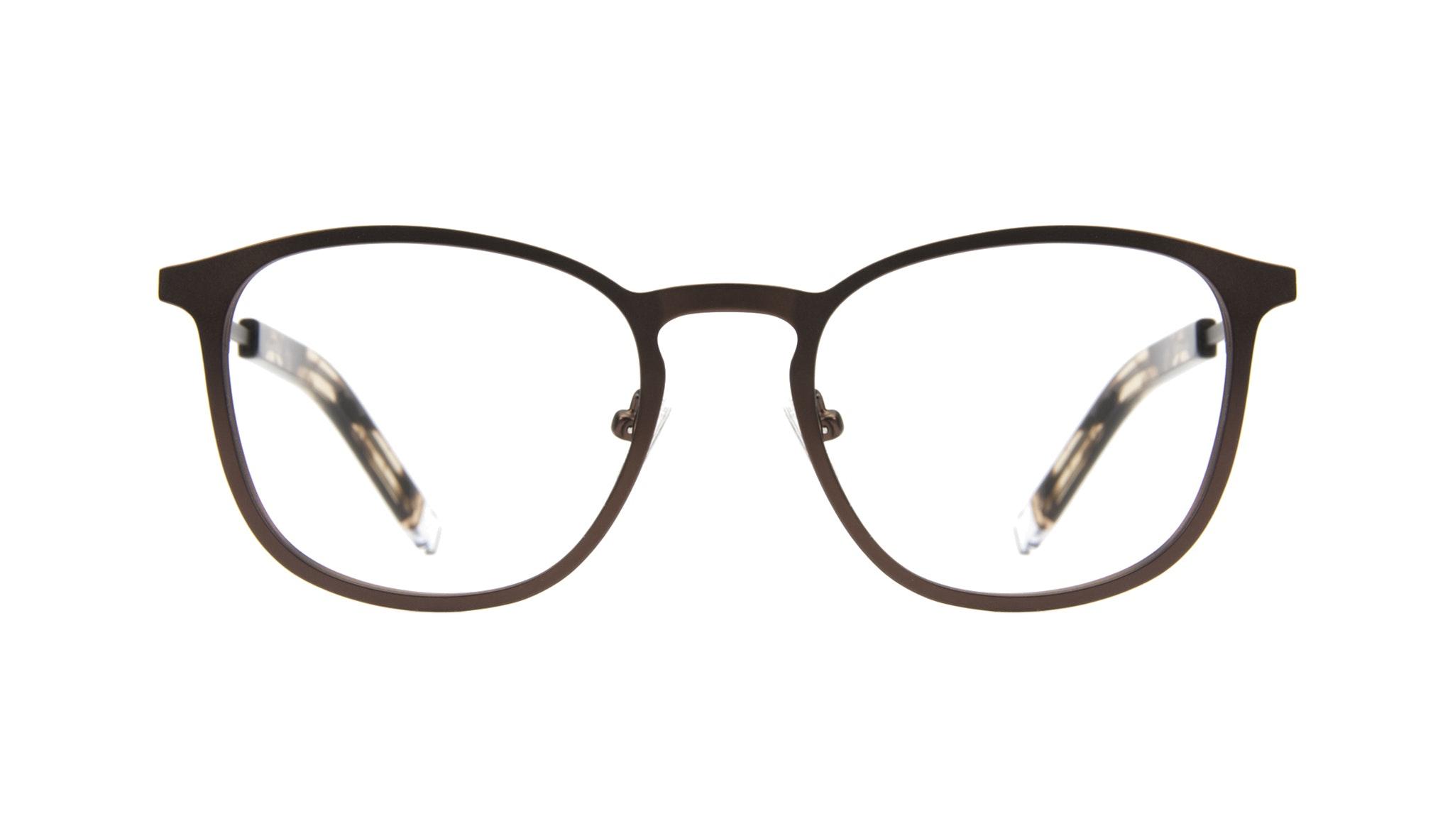 Affordable Fashion Glasses Rectangle Square Eyeglasses Men Core Mud