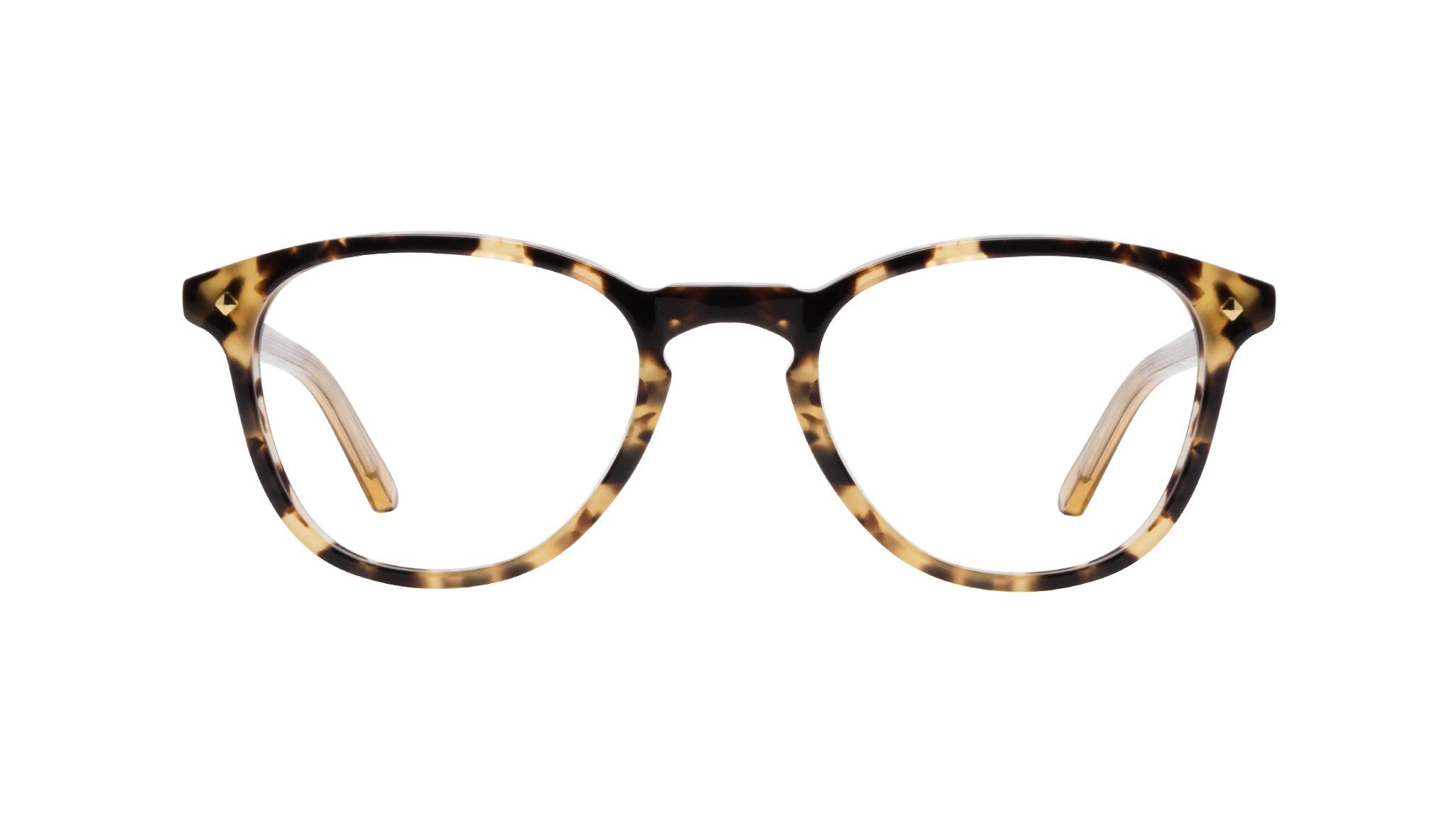 Affordable Fashion Glasses Round Eyeglasses Women Crush Bingal Front