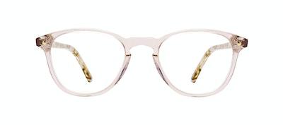 Affordable Fashion Glasses Round Eyeglasses Women Crush Rose Front