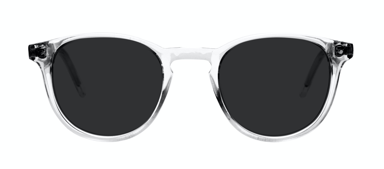 Affordable Fashion Glasses Round Sunglasses Men Cult Diamond Front