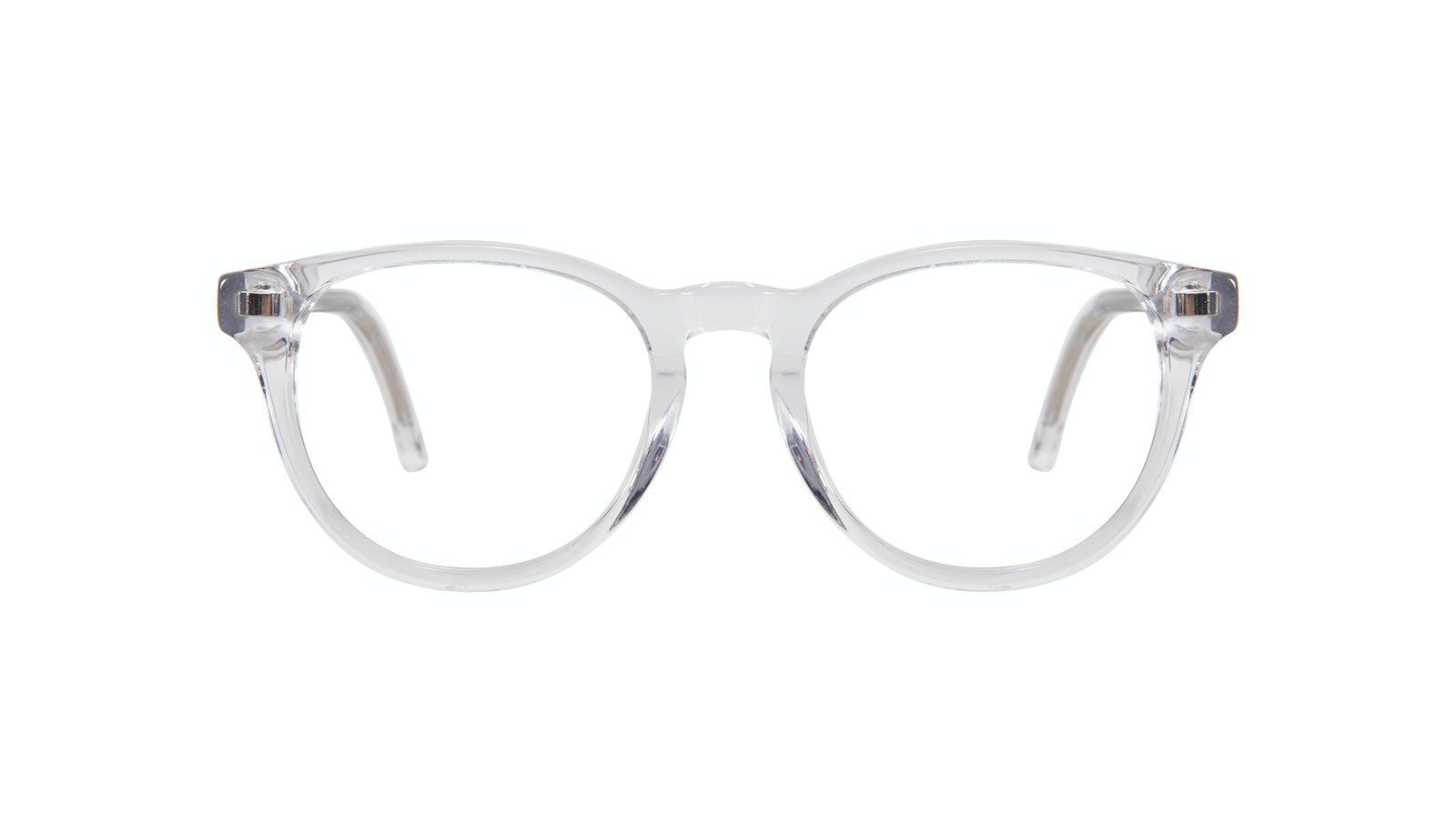 Affordable Fashion Glasses Round Eyeglasses Kids Cult Junior Clear
