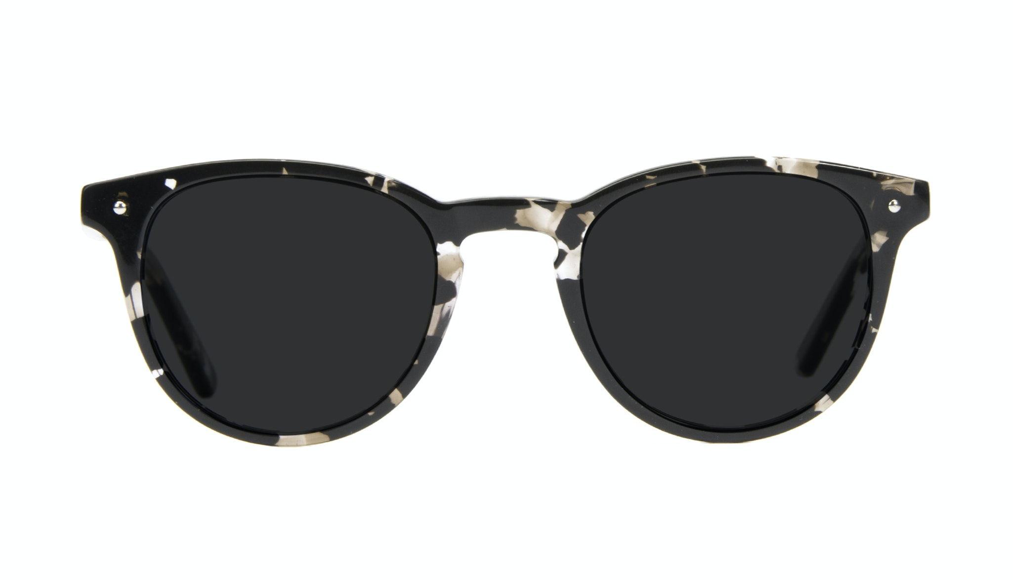 Affordable Fashion Glasses Round Sunglasses Men Cult Stone Front
