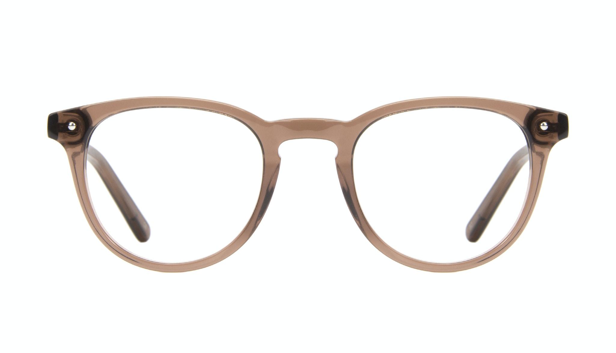 Affordable Fashion Glasses Round Eyeglasses Men Cult Terra Front