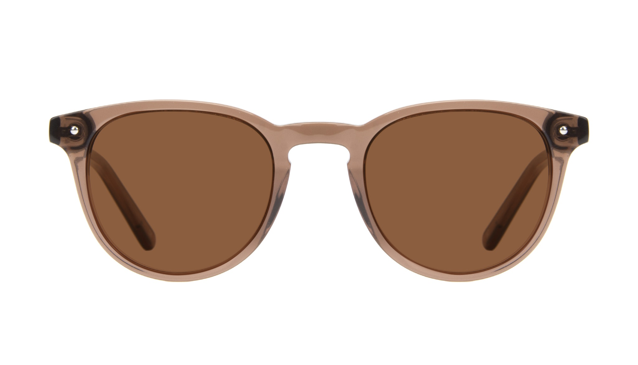 Affordable Fashion Glasses Round Sunglasses Men Cult Terra Front