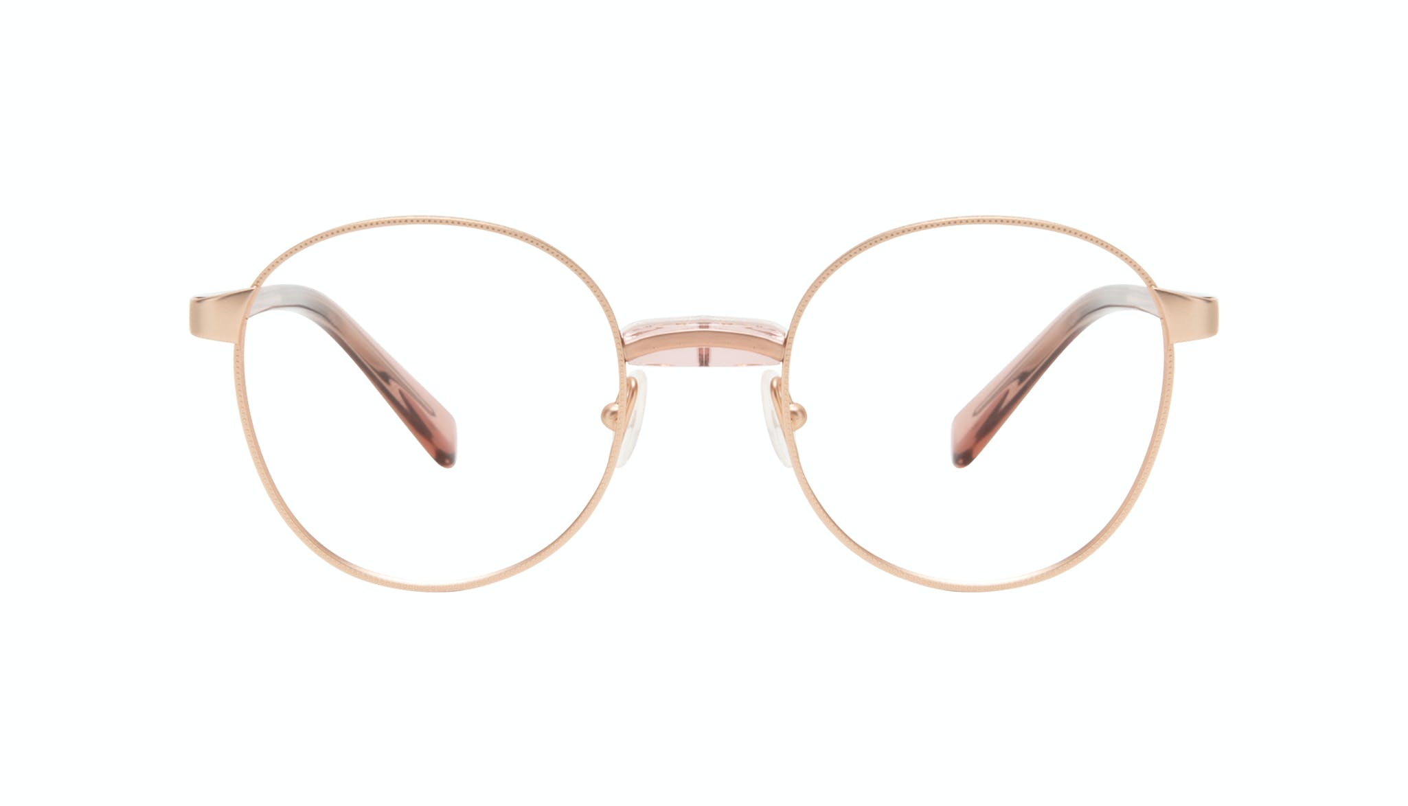 Affordable Fashion Glasses Round Eyeglasses Women Curious Rose