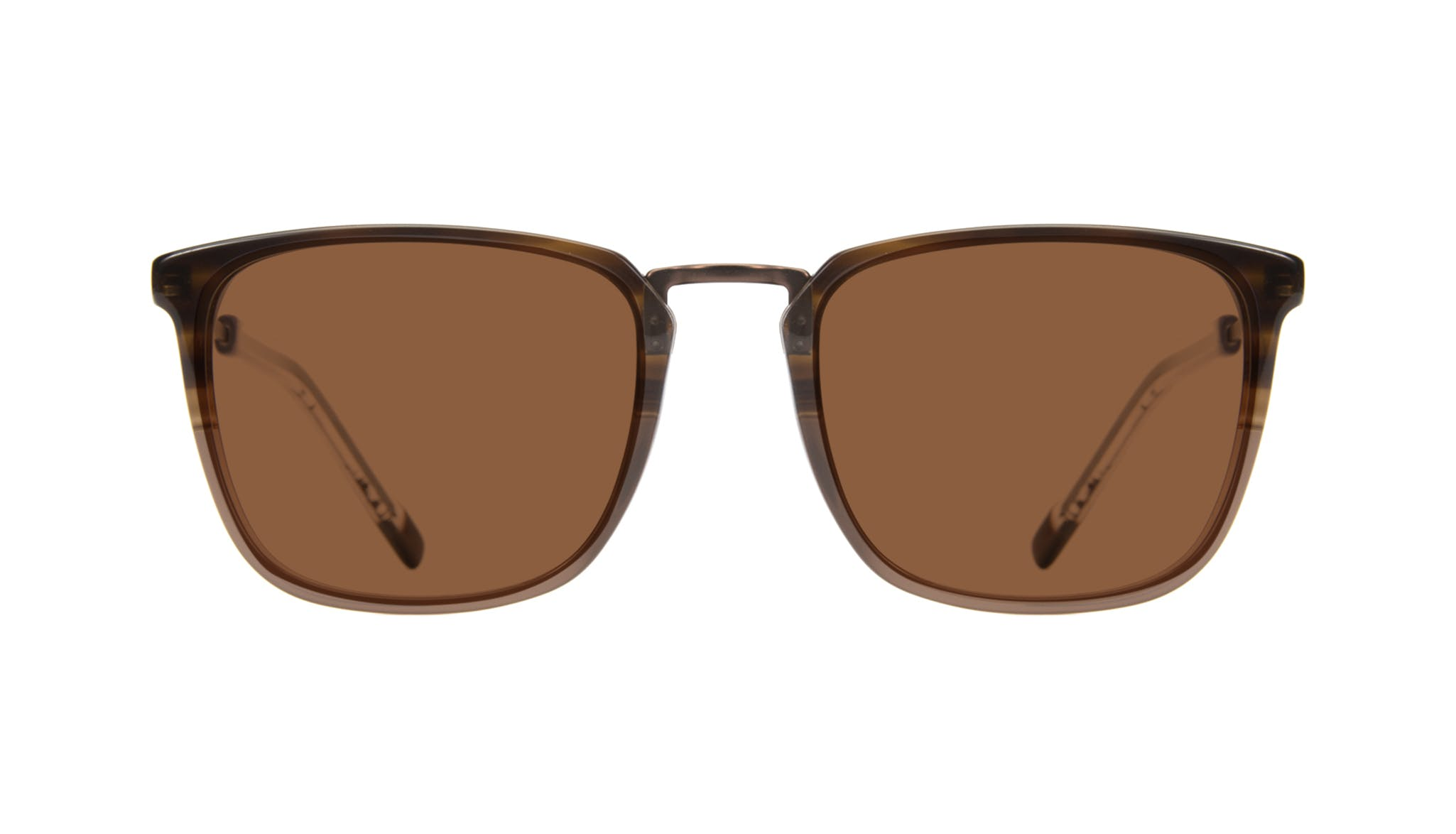 Affordable Fashion Glasses Rectangle Square Sunglasses Men Current Mud Front