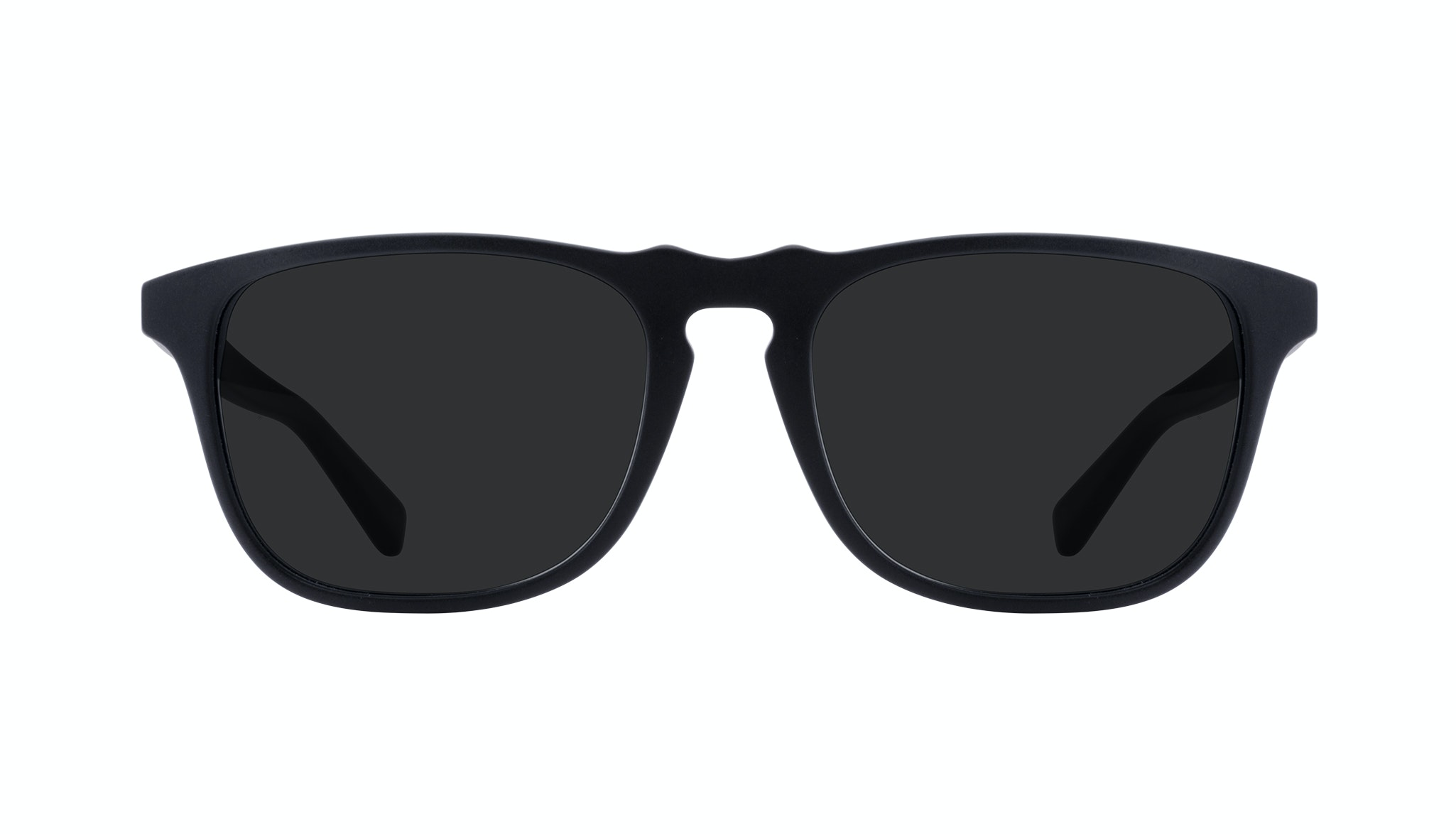 Affordable Fashion Glasses Rectangle Sunglasses Men Dare Matte Black