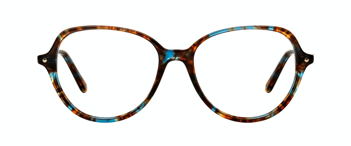 Womens Eyeglasses - Dazzle in Blue Storm BonLook