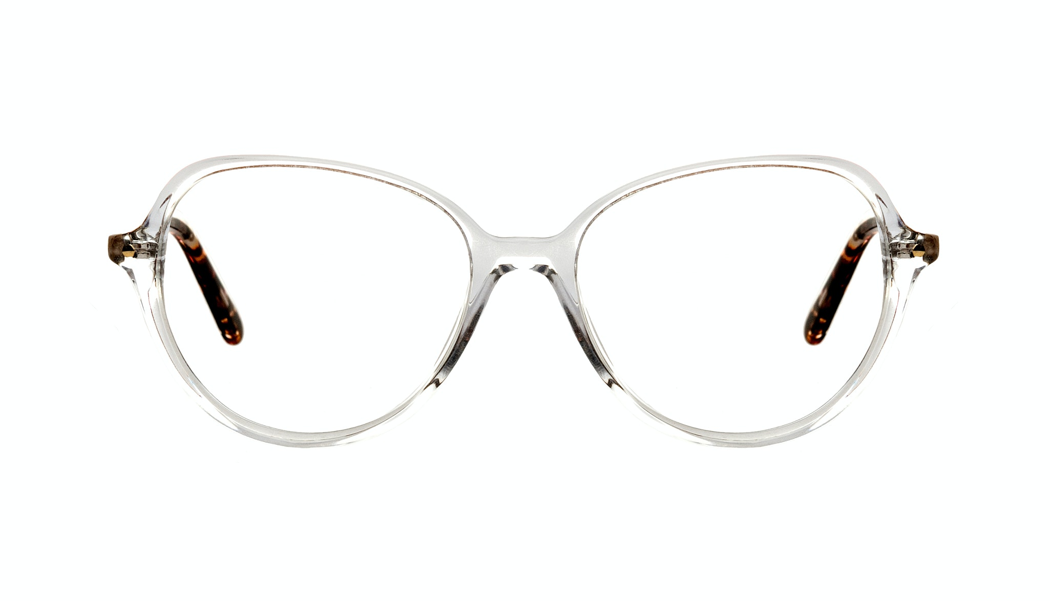 Affordable Fashion Glasses Round Eyeglasses Women Dazzle Diamond Lava