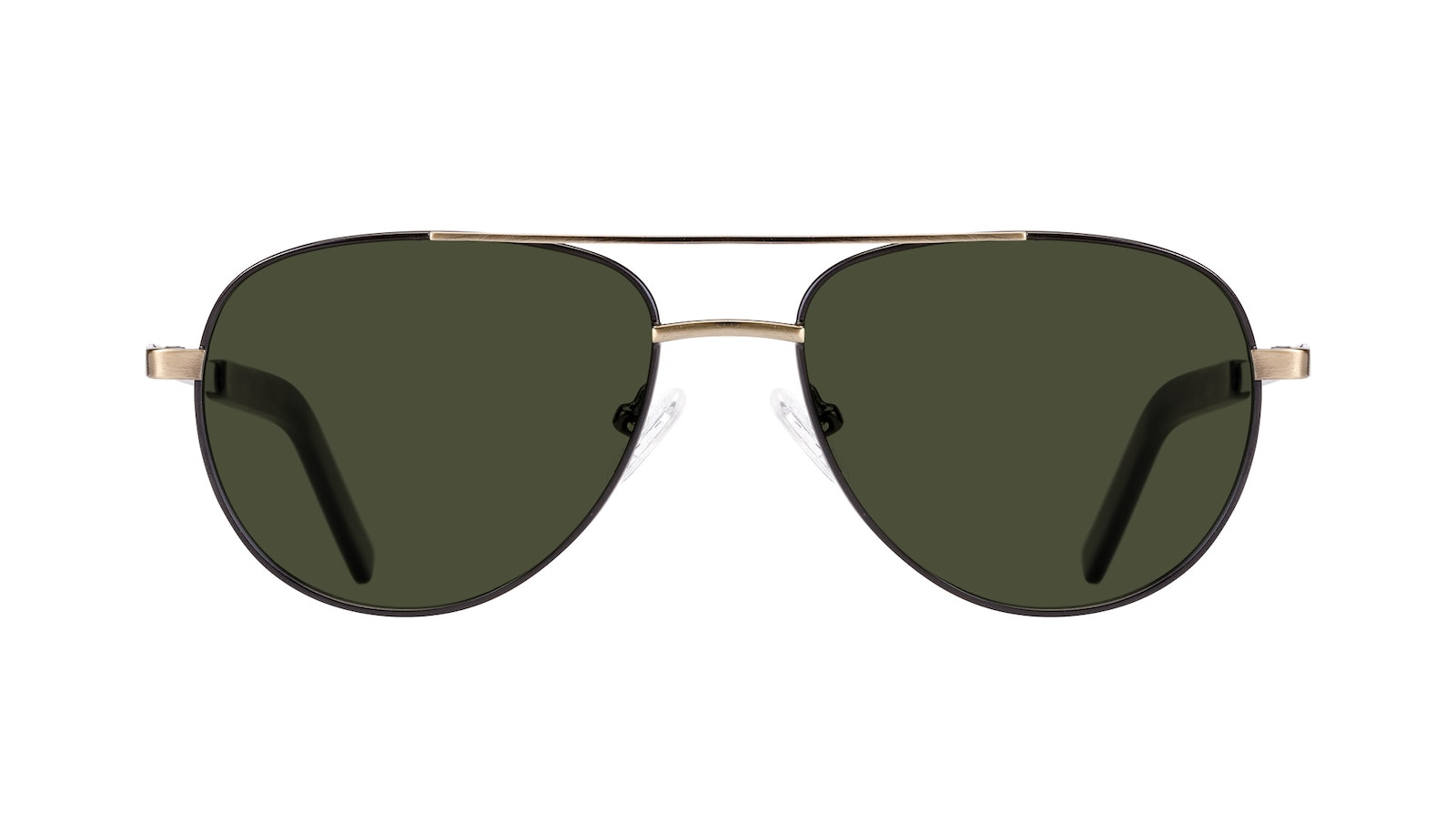 Affordable Fashion Glasses Aviator Sunglasses Men Devoted Deep Gold