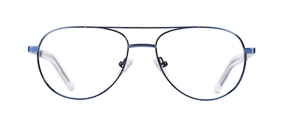 Affordable Fashion Glasses Aviator Eyeglasses Men Devoted Midnight Front
