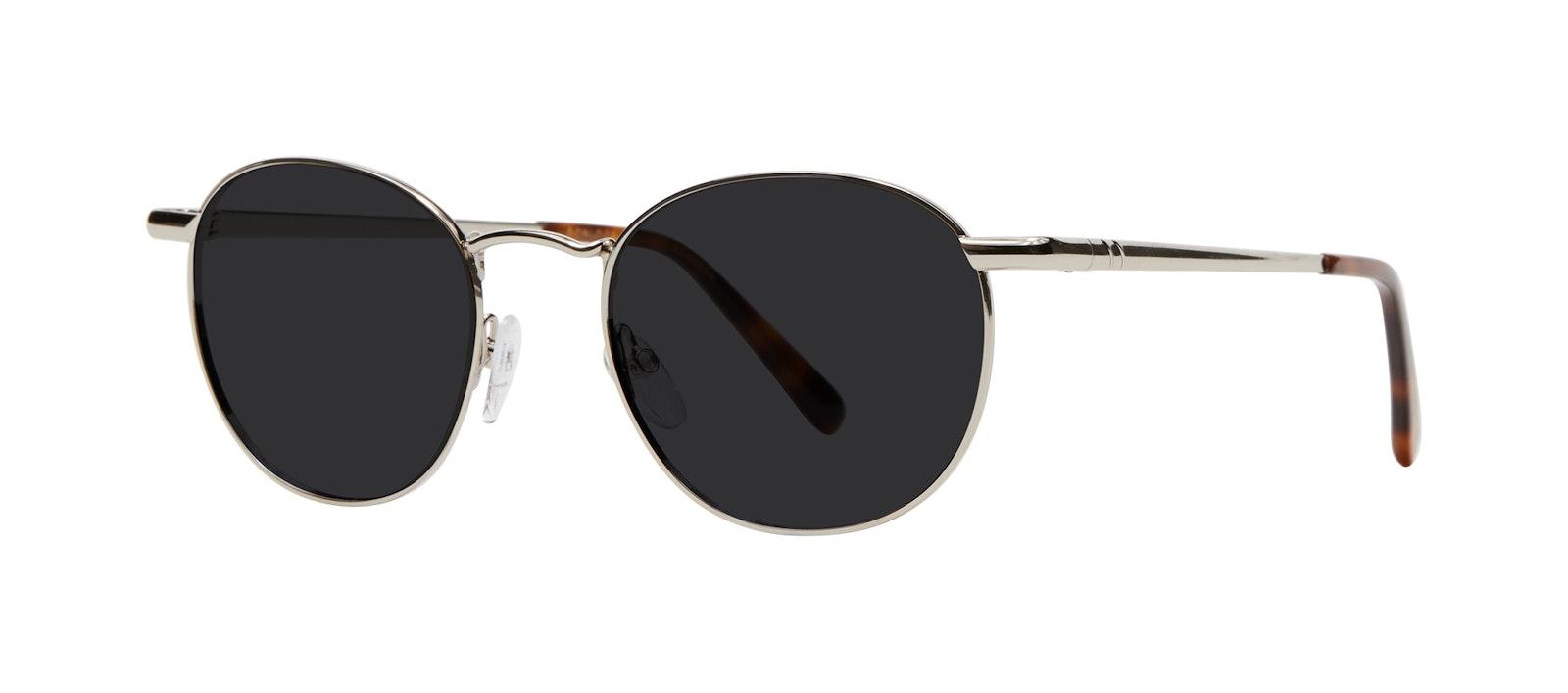 Affordable Fashion Glasses Round Sunglasses Men Women Divine L Silver Tilt