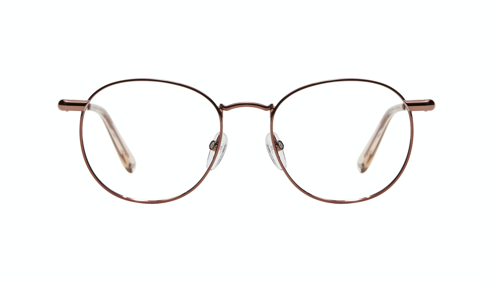 Affordable Fashion Glasses Round Eyeglasses Men Women Divine M Copper