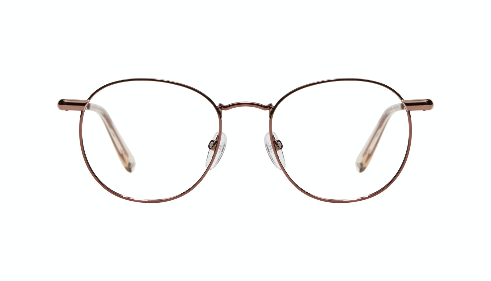 Affordable Fashion Glasses Round Eyeglasses Women Divine M Copper