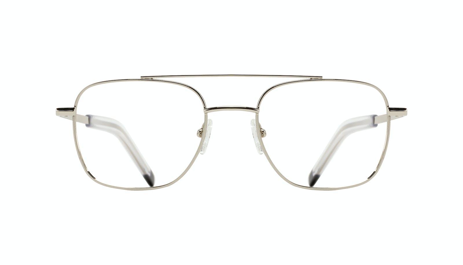 74ff8c019b Affordable Fashion Glasses Aviator Eyeglasses Men Drift Silver