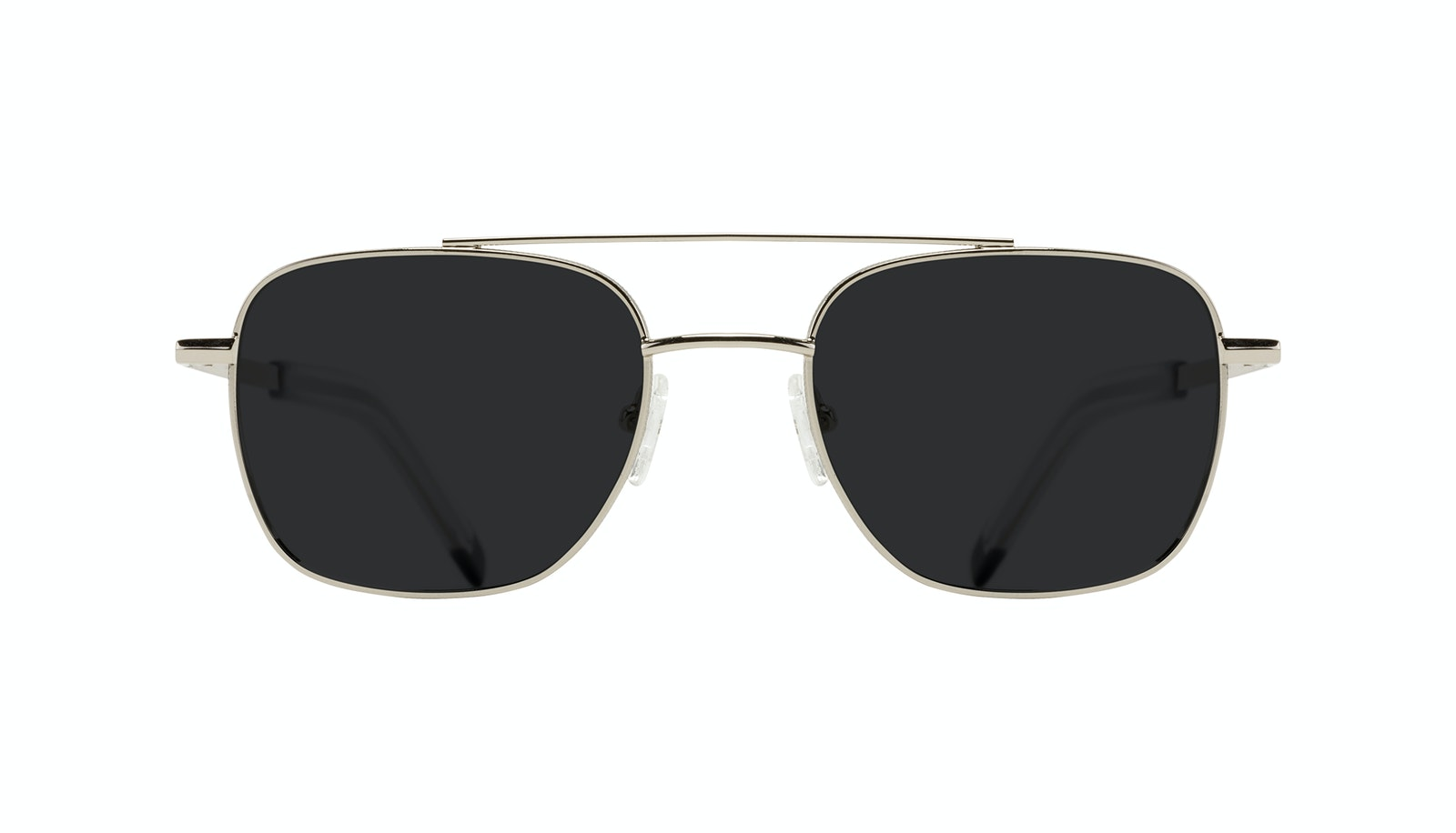 Affordable Fashion Glasses Aviator Sunglasses Men Drift Silver
