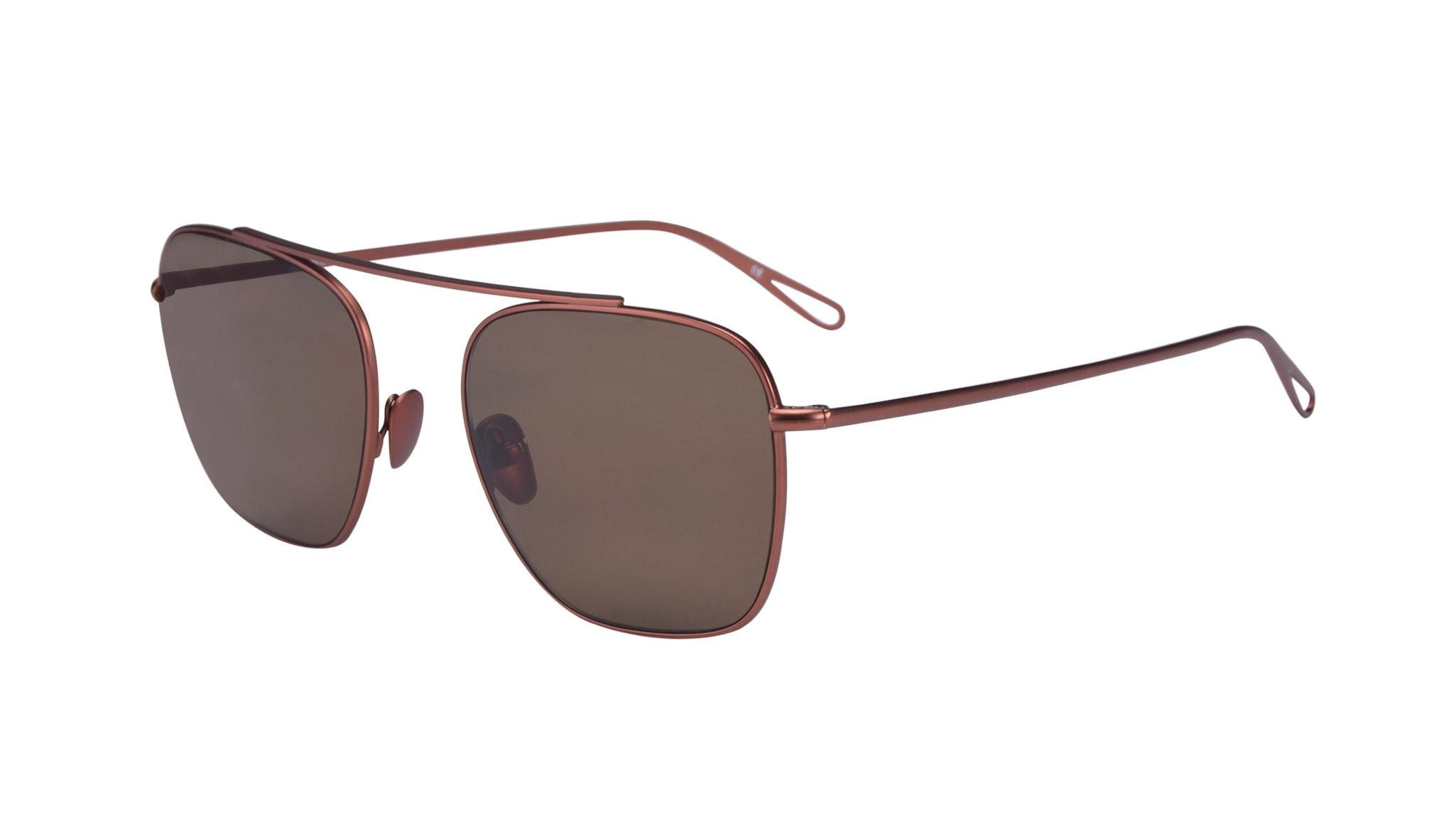 Affordable Fashion Glasses Aviator Sunglasses Men Eagle Mud Tilt