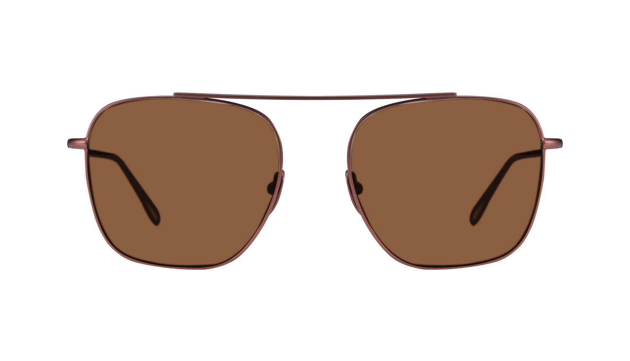 Affordable Fashion Glasses Aviator Sunglasses Men Eagle Mud Front