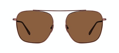Affordable Fashion Glasses Aviator Sunglasses Men Eagle Mud Front
