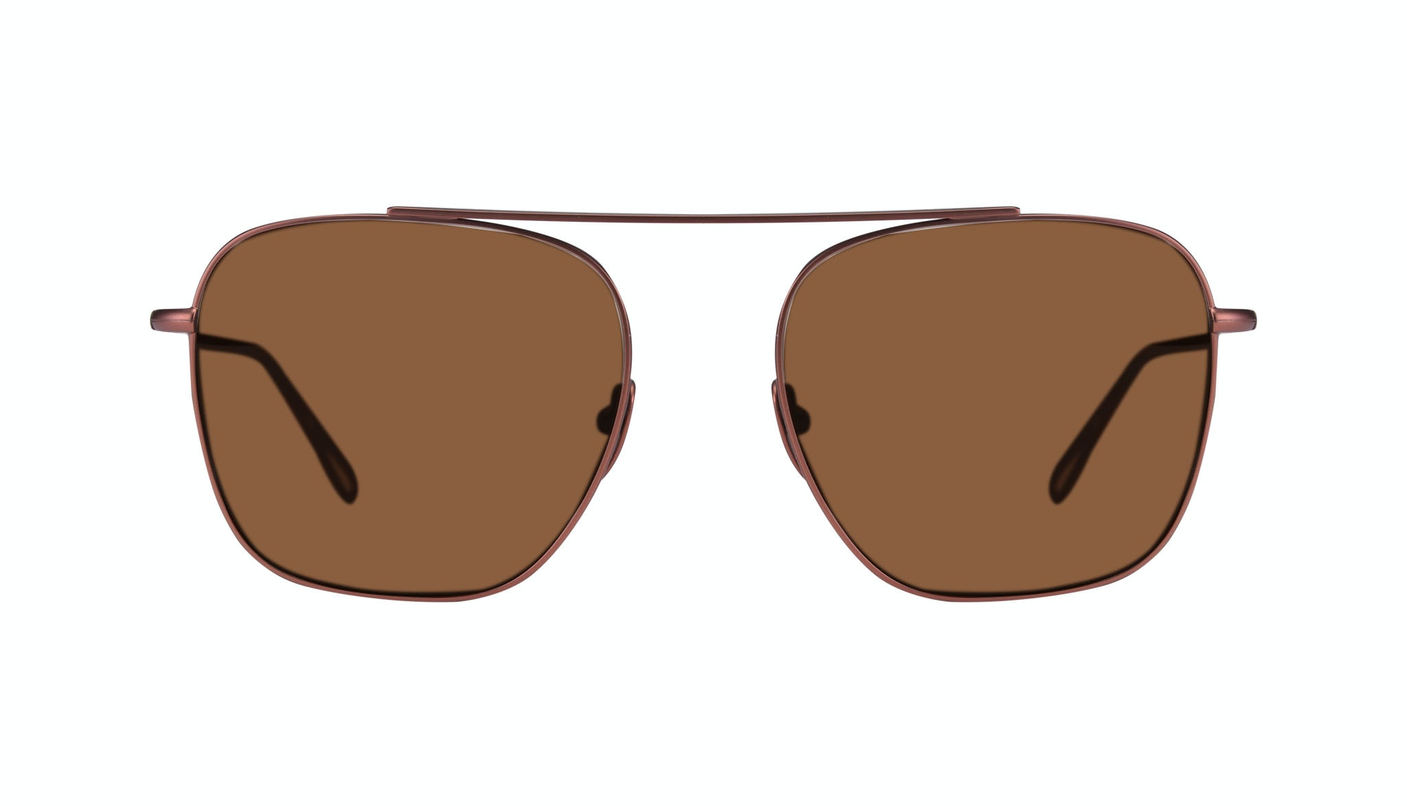Affordable Fashion Glasses Aviator Sunglasses Men Eagle Mud