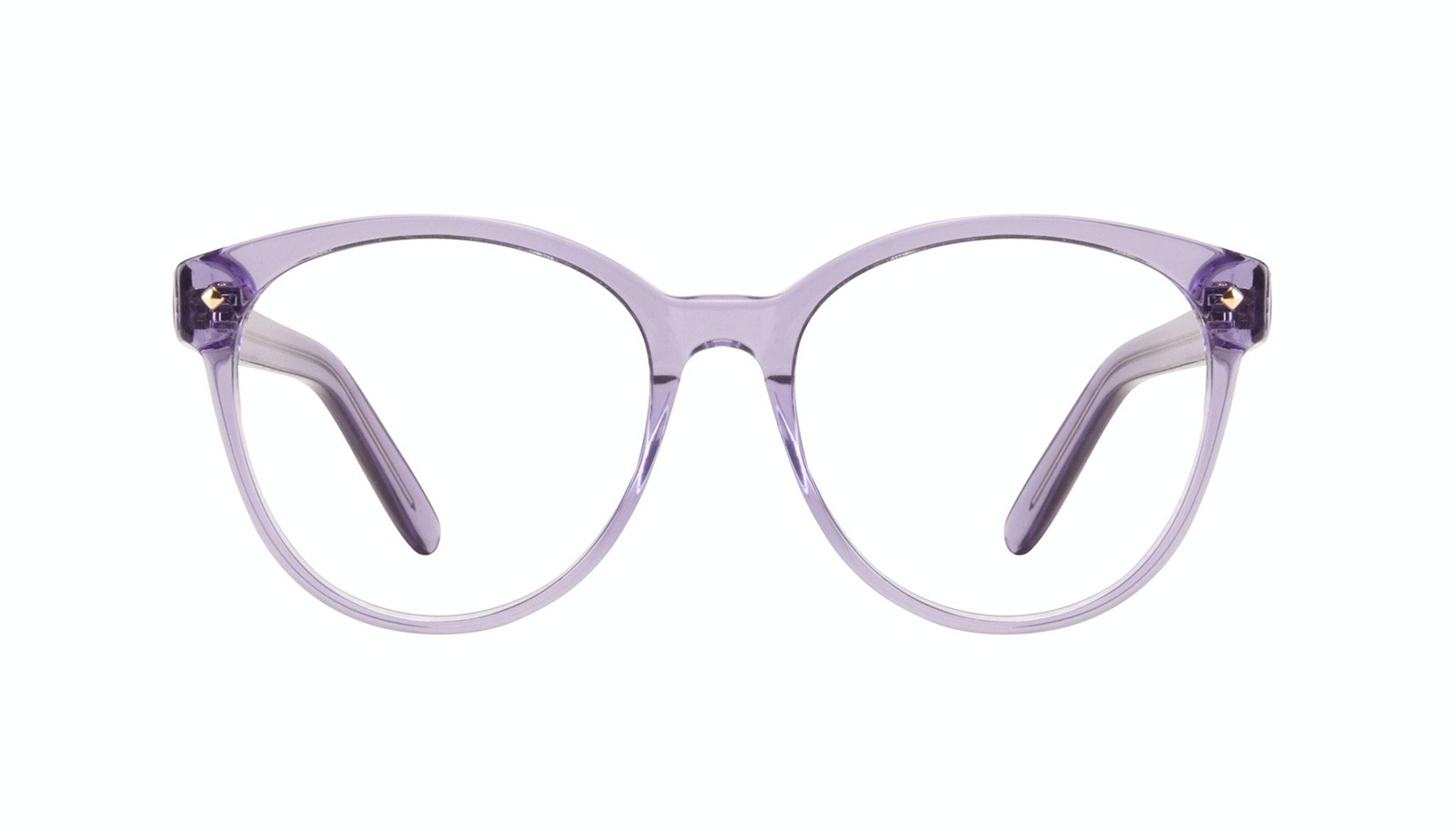 Lunettes tendance Ronde Lunettes de vue Femmes Eclipse Lavender